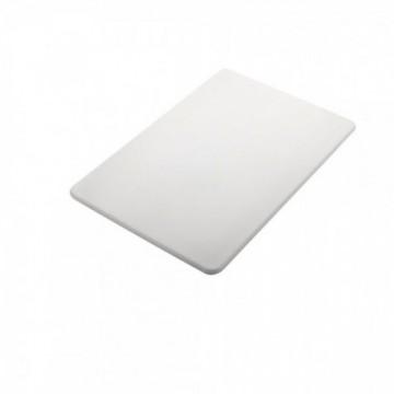 TABLA DE CORTE BLANCA 30x45 CM