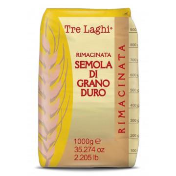 SEMOLA RIMACINATA 1 KG